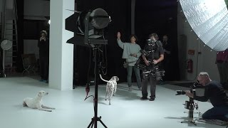 Making-of wee TV Commercial