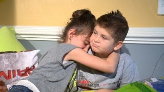 8-Year-Old with Leukemia Finds True Love in Relationship with Classmate