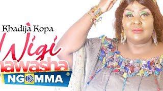 Khadija Kopa - Wigi Linawasha (Official Audio)