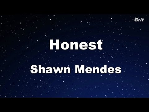 Xxx Mp4 Honest Shawn Mendes Karaoke 【With Guide Melody】 Instrumental 3gp Sex