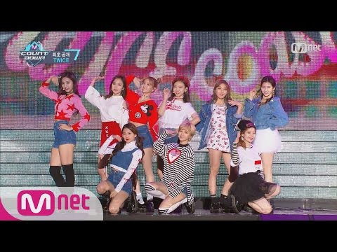 [TWICE - 1 to 10] Comeback Stage | M COUNTDOWN 161027 EP.498