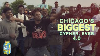 Chicago's BIGGEST Cypher, Ever 4.0 (Presented by Lyrical Lemonade)