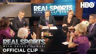 Year-End Roundtable: Interview w/ NFL Lineman & John Urschel   Real Sports w/ Bryant Gumbel