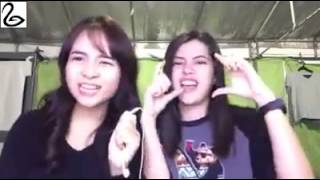 Kristel Fulgar & Sue Ramirez [PRETTY GIRL ROCK] cover