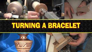 Turning A Bracelet