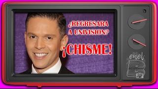 📺 Rodner Figueroa regresaria a Unvision al igual que Raul Gonzalez y mas
