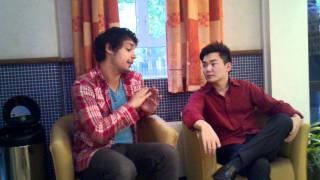 Behind the Scenes of T21C 2011: Dj Fuji