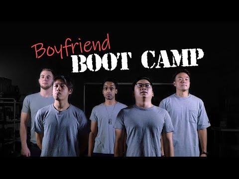 Boyfriend Boot Camp