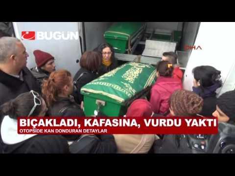 ÖZGECAN ASLAN'IN OTOPSİ RAPORU AÇIKLANDI