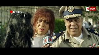 """كوميديا اللمبي ... لما تيجي زيارة مفاجئة للسجن """"عندنا تلفزيون ملون و ناقص البلايستيشن"""".. #فيفا_أطاطا"""