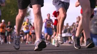 هذ ما يحدث لعضلات قدميك عند ممارسه الرياضه...