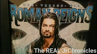 Mr Jr was fie hot about Roman tonight! #TheREALJrChronicles
