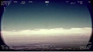 Chile - Helicopter has Caught on tape an Ufo ? [November 11 2014]