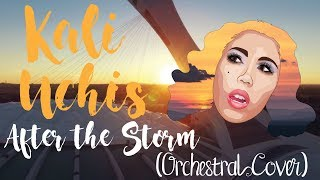 Kali Uchis - After the Storm | Orchestral Cover by Posthumousccs