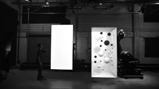 Amazing Projection Mapping on Moving Surfaces HD