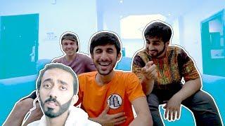 ردة فعلنا على فيديو كليب عوافي بدون زعل !!!! REACTING TO A MUSIC VIDEO