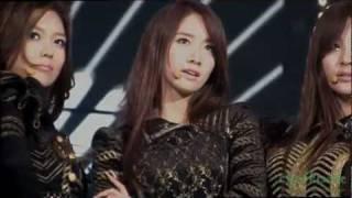 [Fancam] 12/29-30 SNSD Yoona - The Boys Remix