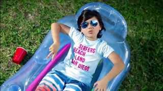 """""""Uptown Funk"""" - Mark Ronson ft. Bruno Mars (GregoryQ cover) - 7 Years Old"""
