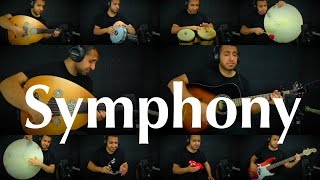Symphony - Clean Bandit (Oud cover) by Ahmed Alshaiba