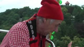 Der Gerch vom Berch - Der Franken-Rapper im Riesenrad