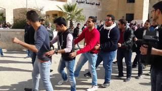 رقصة البطريق - طلاب الهندسة الجامعة الهاشمية