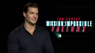 My First Audition: Henry Cavill