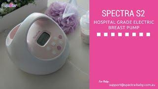 Spectra S2 Hospital Grade Breast Pump