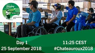 Vision Impaired Prone Final   Day 1   Chateauroux 2018