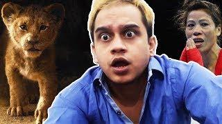 THE LION KING TEASER REVIEW | MARY KOM WORLD CHAMPION | SIGNATURE BRIDGE
