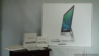 Apple Imac Mid 2014 Unboxing in Bangla