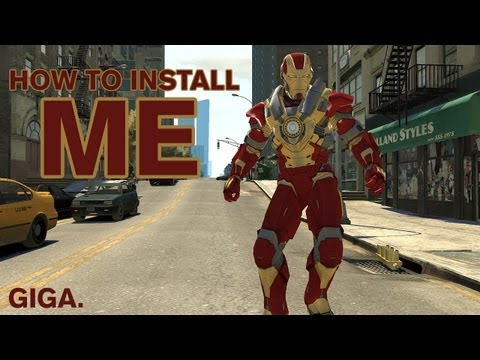 Iron Man IV: How To Install [EASY TUTORIAL] w/