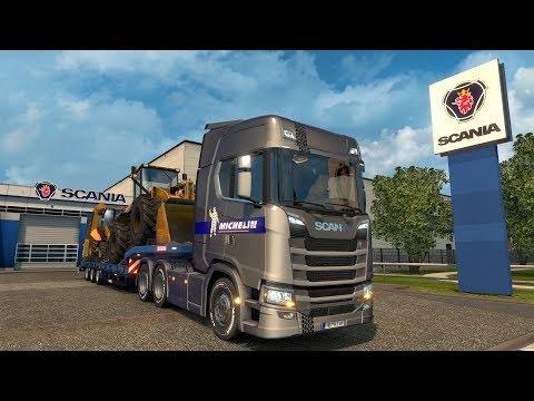Xxx Mp4 Nuevos Camiones Scania S Y R Nueva Generación En Caminos De Europa 3gp Sex