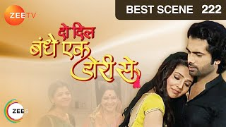 Do Dil Bandhe Ek Dori Se - Episode 222  - June 09, 2014 - Episode Recap