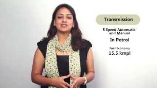 What type of transmission comes with Honda Amaze?