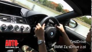 Testdrive BMW Z4 sDrive 2.0i Pure Traction