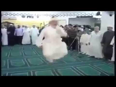 Sufi's Dancing in the Mosque
