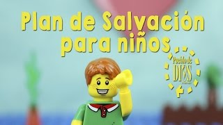 Lego plan de Salvación para niños EBDV