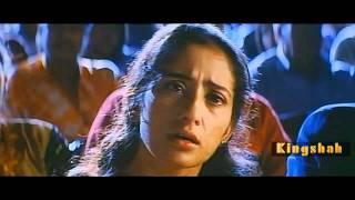 Chaaha Hai Tujhko -(Mann) Udit Narayan Alka Yagnik Ft Amir Khan Manisha Koirala  (Sad)HD