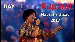 Ruparel Navratri Utsav with Falguni Pathak 2017 - Day 1