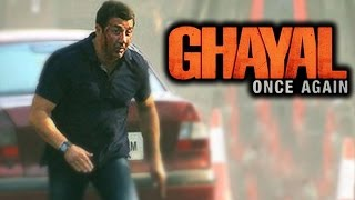 Ghayal Once Again | Movie Promo Event | Sunny Deol, Om Puri & Soha Ali Khan