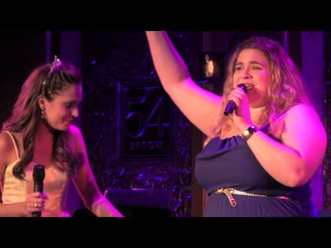 "Bonnie Milligan & Laura Osnes - ""Disney Princess Medley"""