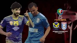 AFC Cup 2018 Final: Air Force Club (IRQ) v Altyn Asyr (TKM)