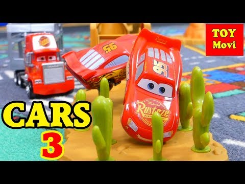 Cars 3 Film Kinder Autos Mack Lastwagen Cars Fahrzeuge, Auto Kinderfilm Deutsch