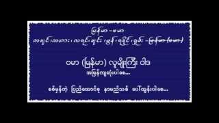 Learn about BUDDHISM Myanmar Burma
