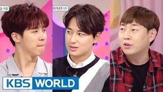 Hello Counselor - Lee Jeehoon, Lee Jinho, CNU [ENG/THAI/2017.05.22]