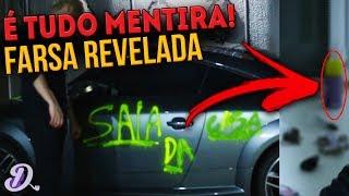REZENDEEVIL: FARSA REVELADA - O Invasor da Casa Pichou meu Carro (rezende)