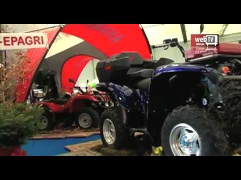 Yamaha au Moto Quad Tattoo Show 2010 de Tours 37