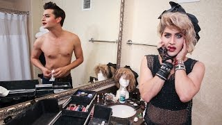 """""""Hung Up"""": Male Superfan Spends $75,000 On Surgery To Look Like Madonna"""