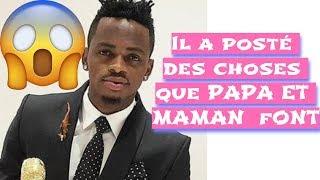 Le musicien Tanzanien Diamond Platnumz arrêté pour avoir posté des vidéos indécentes sur