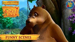 Jungle Book ᴴᴰ Cartoon Show || Funny Compilation [4] || Latest Cartoon for Kids